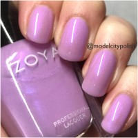 zoya nail polish and instagram gallery image